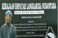 Mengaku Nabi Isa, Pria Malaysia Ancam Bunuh PM Najib Razak
