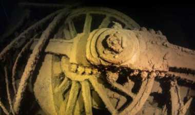 106 Tahun Hilang, Kereta Api Ditemukan di Dasar Danau