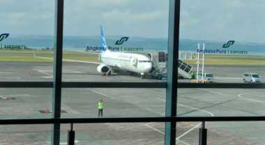 \Kemenhub Siapkan Anggaran Penebalan Landasan Bandara Banyuwangi\