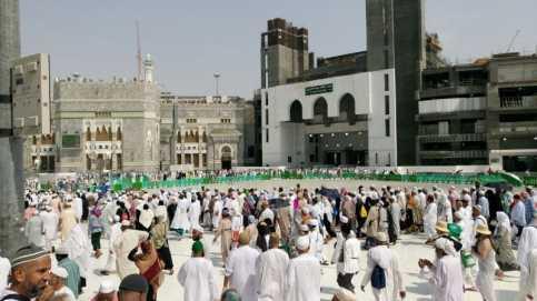 Banyak Jamaah Haji Tersesat, Ternyata Ini Penyebabnya