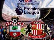 Susunan Pemain Southampton vs Sunderland