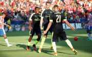 Arsenal Unggul Tiga Gol Atas Watford di Paruh Pertama