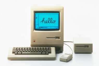 Komputer Jadul Apple Dilelang Rp10,6 Miliar