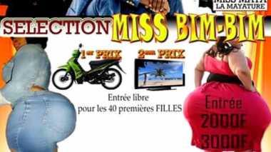 Pemerintah Burkina Faso Batalkan Kontes Pencarian Bokong Terbesar