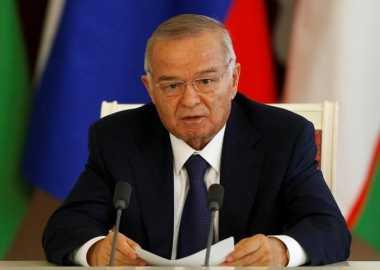 Sakit Parah, Presiden Uzbekistan Masuk Rumah Sakit