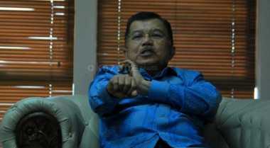 \Soal Hashtag Stop Bayar Pajak, Ini Kata Jusuf Kalla\