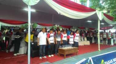 \Minggu Pagi, Jusuf Kalla Hadiri Peringatan 39 Tahun Pasar Modal Indonesia\