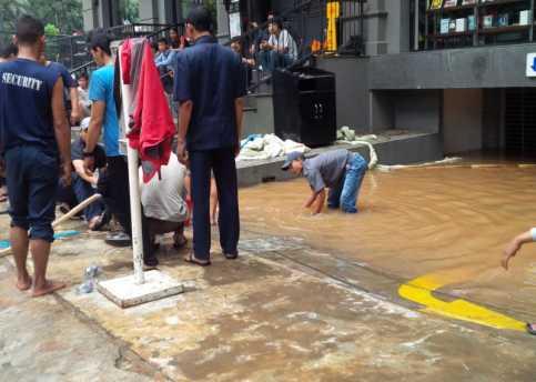 Begini Kondisi Kemang Usai Diterjang Banjir