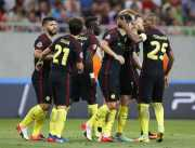 Saksikan <i>Live Streaming</i> Manchester City vs West Ham United di Okezone