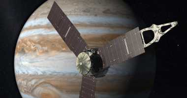 Pesawat Juno Milik NASA Kian Dekati Jupiter