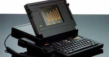 John Ellenby, Pionir Laptop Tutup Usia