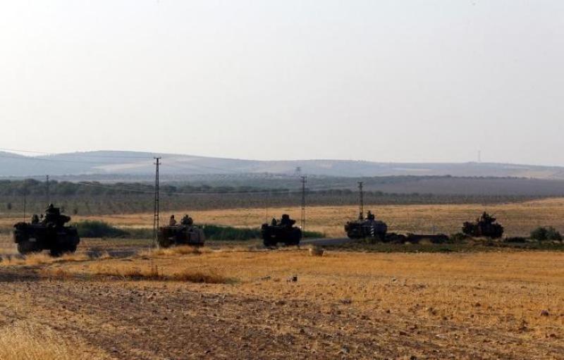 Operasi Militer Turki di Suriah Tewaskan 35 Warga Sipil