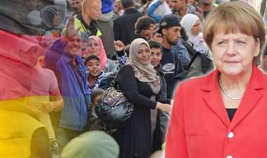 Kanselir Jerman Kritik Penolakan Imigran Muslim di Uni Eropa