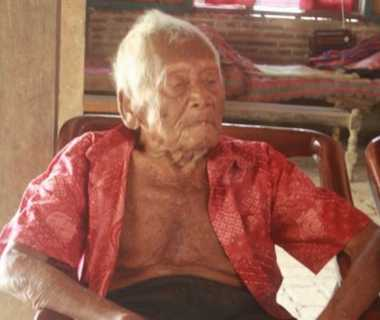 Media Asing Soroti Kakek Asal Sragen sebagai Manusia Tertua di Dunia