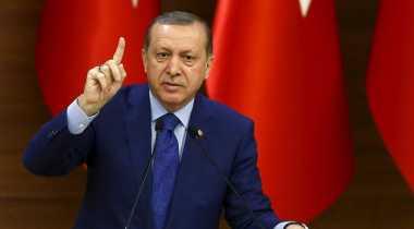 Erdogan: Operasi di Suriah Berlangsung hingga Suku Kurdi Lenyap