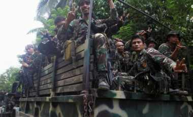Baku Tembak dengan Abu Sayyaf, 12 Tentara Filipina Tewas