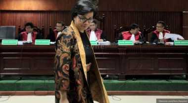 \Komisi XI Batal, Sri Mulyani Adakan Rapat Tertutup dengan Ketua DPR   \