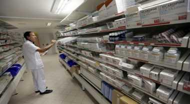 \3 Target Kemenperin Kembangkan Industri Farmasi\