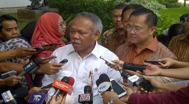 \Menteri Basuki Minta Percepatan Pembangunan Tak Rusak Kualitas Infrastruktur\