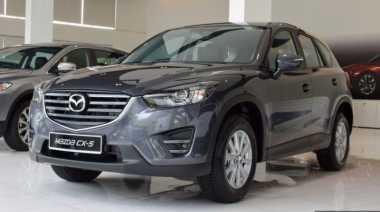 Mazda Tambah Produksi Mesin Mazda2