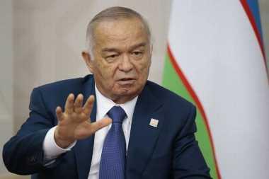 Presiden Uzbekistan Mengalami Pendarahan Otak