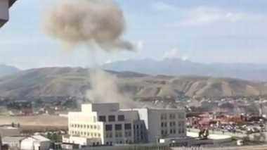 Breaking News: Ledakan Guncang Kedubes China di Kyrgyzstan