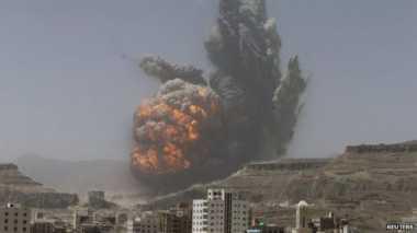 PBB: Korban Tewas Perang Yaman Capai 10.000 Orang