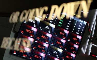 \Riset Saham MNC Securities: IHSG Masih Berada di Zona Merah\