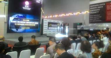 \Sekuritas Asal Korea: Pasar Modal Indonesia Termasuk Terbesar di ASEAN\