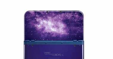 Nintendo 3DS XL Edisi Galaksi Siap Hadir