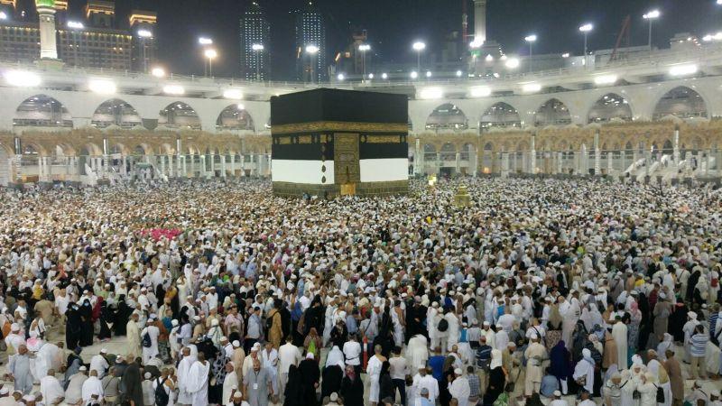 106 Ribu Lebih Jamaah Haji Indonesia Padati Makkah