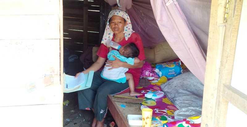 Bayi Diduga Makan Ular Kini Dirawat Intensif