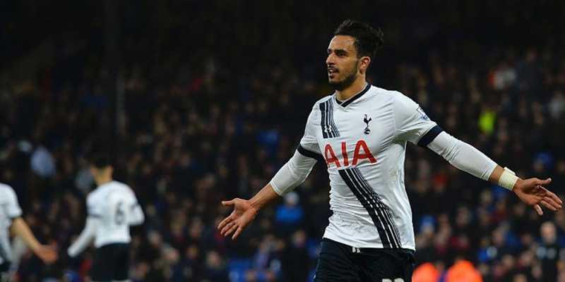 West Brom Sukses Rampungkan Transfer Chadli dari Tottenham Hotspur