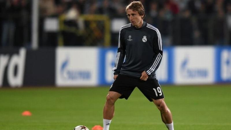 Tak Pedulikan Klub Lain, Modric Pertegas Kesetiaannya untuk Real Madrid