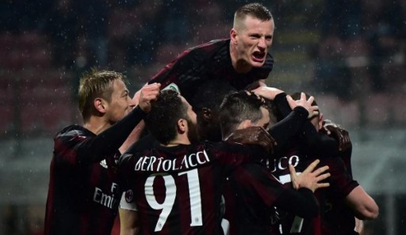 Meski sedang Terpuruk, AC Milan Masih Klub Besar Eropa