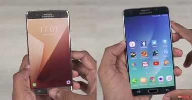 Cepat Mana, Galaxy Note 7 vs Galaxy Note 5?