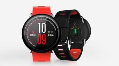 Anak Perusahaan Xiaomi Rilis Amazfit Watch
