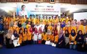Hary Tanoe Ajak Mahasiswa Sungaipenuh Bangun Masyarakat Produktif