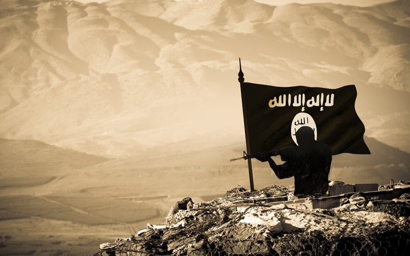 Juru Bicara ISIS Tewas di Aleppo, Suriah