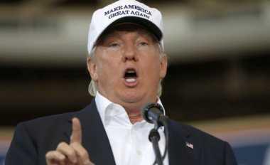 Bertemu Presiden Meksiko, Trump akan Bahas Imigran
