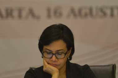 \Sri Mulyani Akui Pemerintah Boros Anggaran\