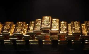 \TERPOPULER: Penjualan Emas Antam Awal 2016 Capai 5,39 Ton   \
