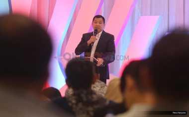 \Hary Tanoe: Infrastruktur dan Promosi Kunci Kembangkan Ekonomi Pariwisata\