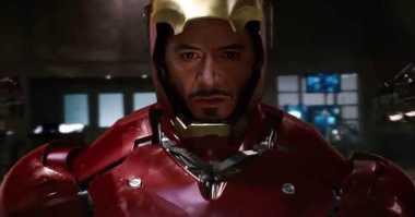 Mahasiswa Ini Wujudkan 'Helm Iron Man'
