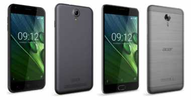 Acer Bakal Ungkap Dua Smartphone Z6 di IFA 2016