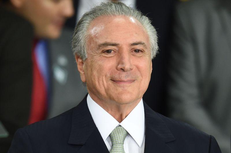 Dilma Rousseff Lengser, Michel Temer Dilantik Jadi Presiden Brasil
