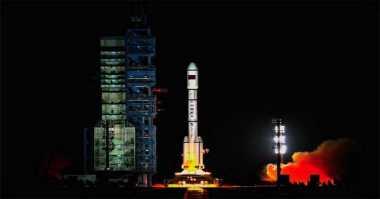 Stasiun Ruang Angkasa China Jatuh ke Bumi, Bos Tiangtong-1: Jangan Khawatir!