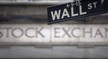 \Wall Street Dibuka Melemah Usai Naik Tiga Hari Berturut-turut\