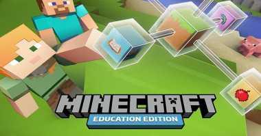 'Minecraft: Education Edition' Diluncurkan untuk Bantu Pelajar