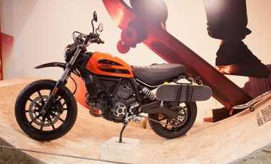 Mesin Scrambler Diwariskan ke 6 Model Baru Motor Ducati
